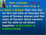 i have a dream vtr by dr martin luther king jr