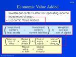 economic value added20