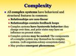 complexity6