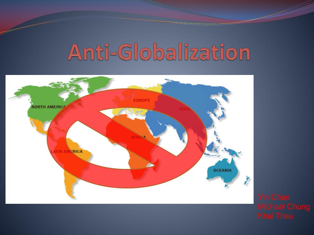anti globalization l.