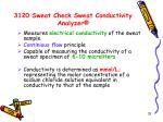 3120 sweat check sweat conductivity analyzer