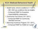 aca medicaid behavioral health15