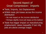 second aspect of great compression imports