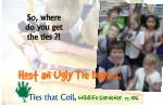 ties that coil wildlife gardener pg 10610