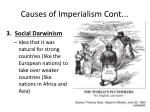 causes of imperialism cont8