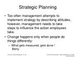 strategic planning26