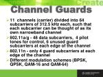 channel guards