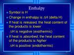 enthalpy30