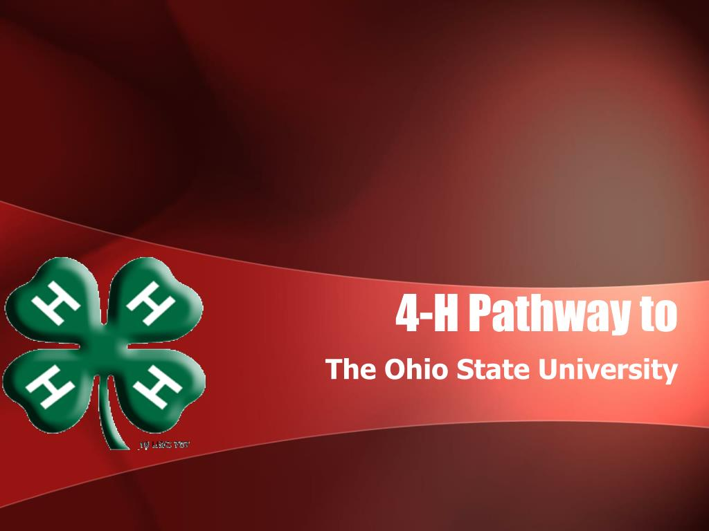 4 h pathway to l.