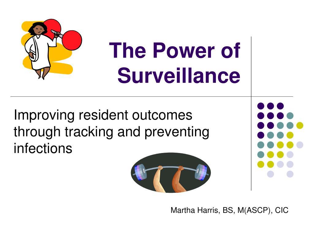 the power of surveillance l.