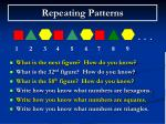 repeating patterns24