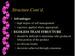 structure cont d9