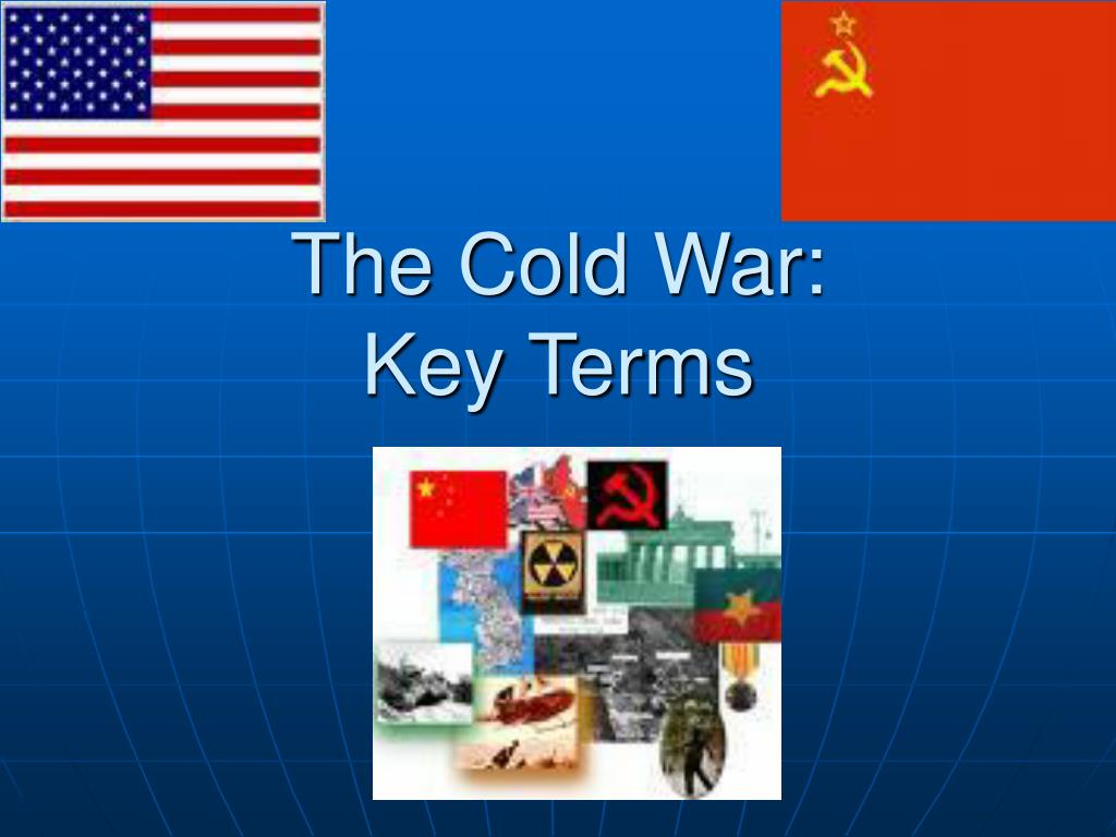 the cold war key terms l.