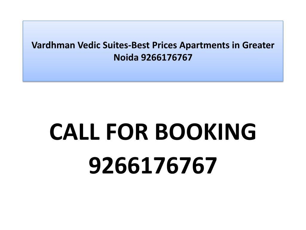 vardhman vedic suites best prices apartments in greater noida 9266176767 l.
