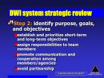 dwi system strategic review42