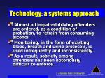 technology a systems approach68