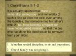 1 corinthians 5 1 2