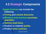 4 2 strategic components