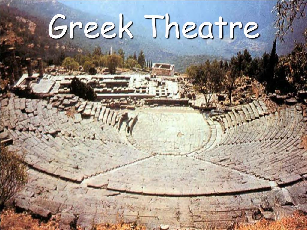 greek theatre l.