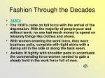 fashion through the decades15
