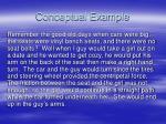 conceptual example8