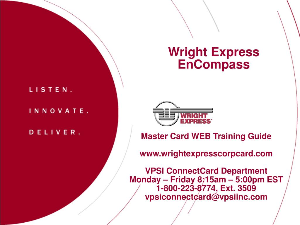 wright express encompass l.