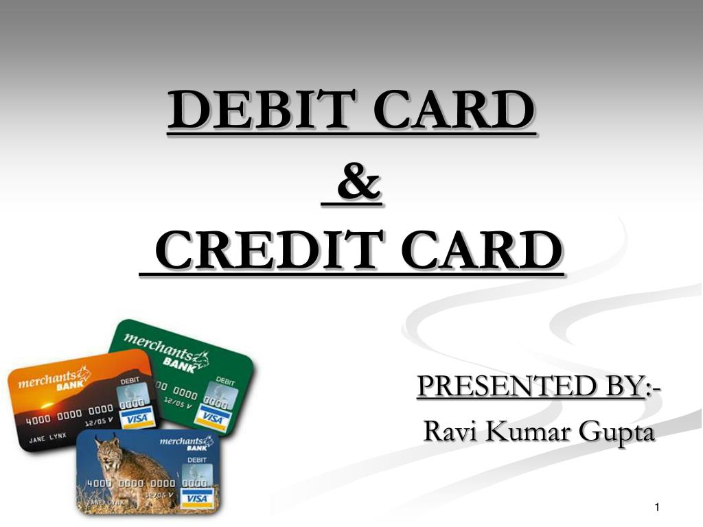debit card credit card l.