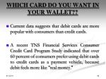 which card do you want in your wallet