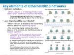 key elements of ethernet 802 3 networks5