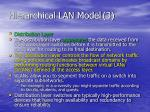 hierarchical lan model 3