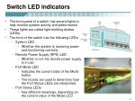 switch led indicators5