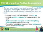 swpbs impacting positive engagement