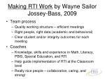 making rti work by wayne sailor jossey bass 200921