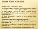 adonai s fall holy days15