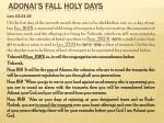 adonai s fall holy days28