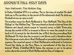 adonai s fall holy days32