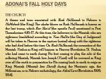 adonai s fall holy days35