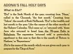 adonai s fall holy days6