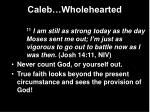 caleb wholehearted23