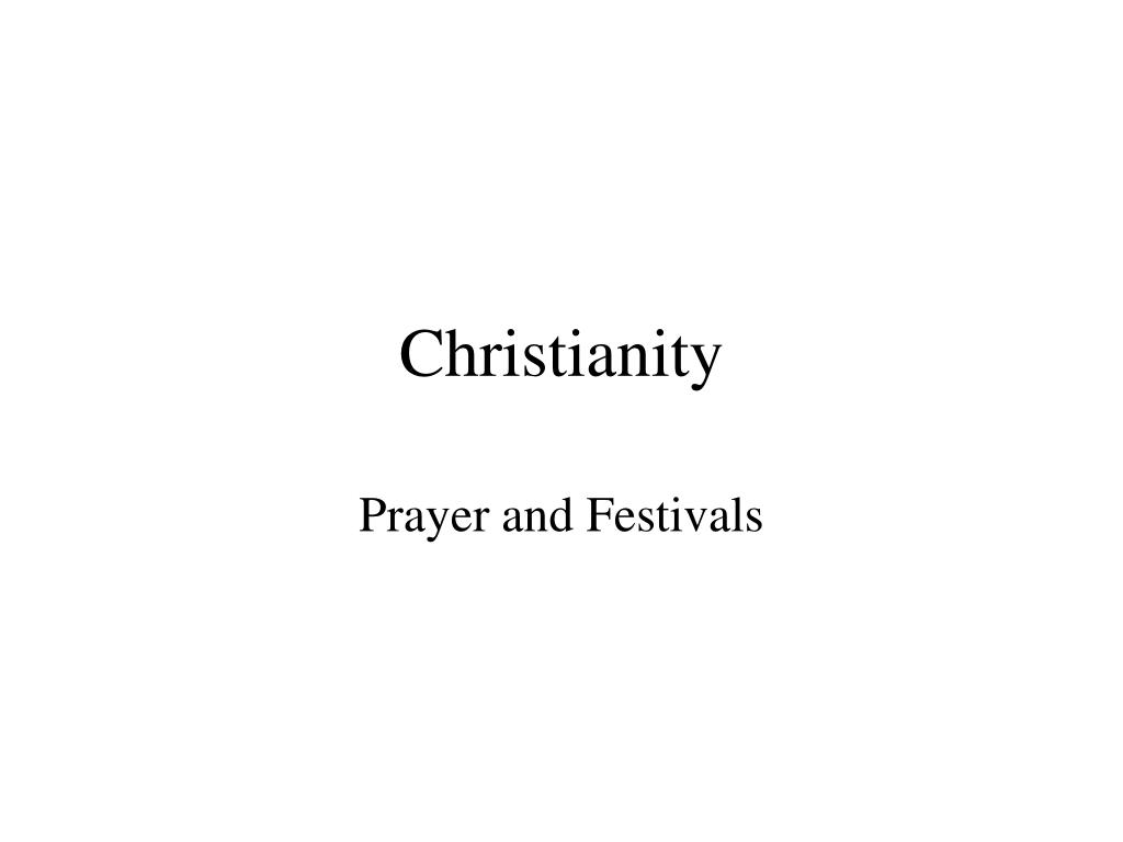 christianity l.