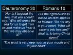 deuteronomy 3051