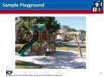 sample playground29