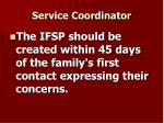 service coordinator28