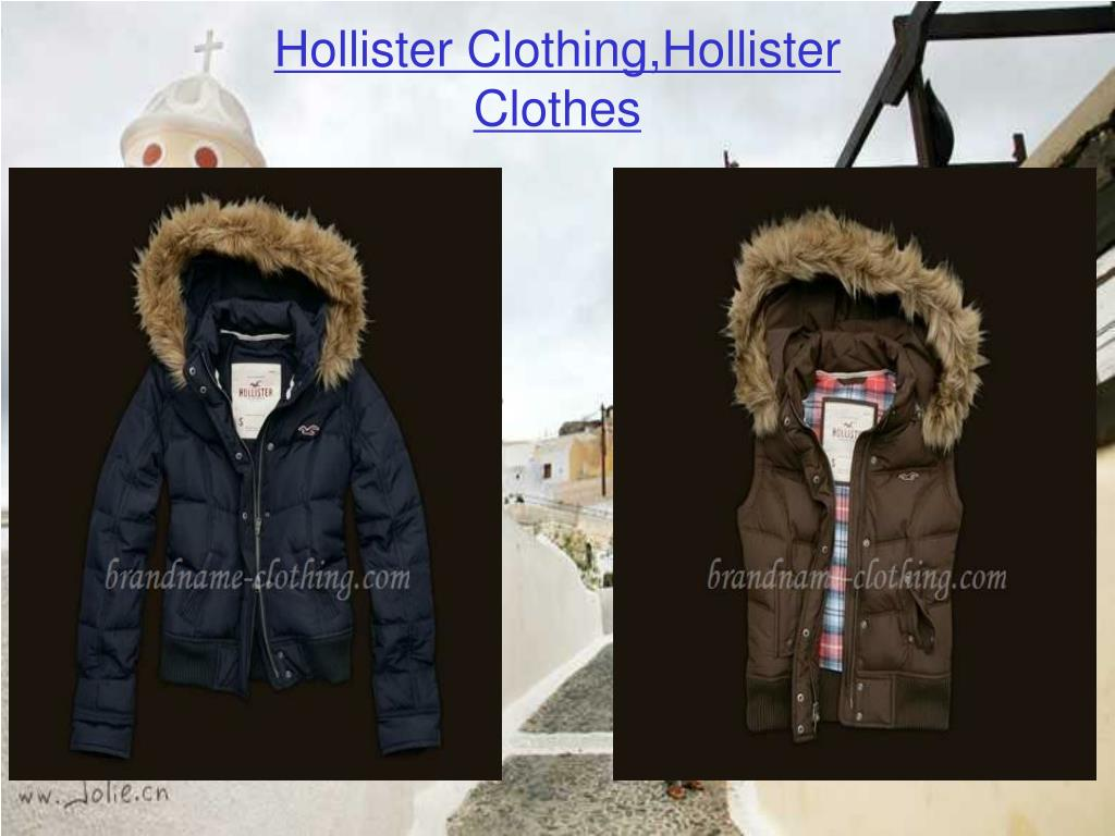 hollister clothing hollister clothes l.
