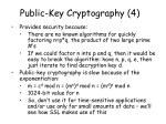 public key cryptography 428