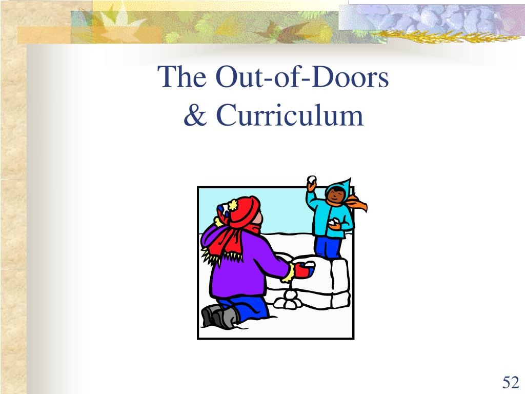 The Out-of-Doors
