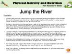 jump the river