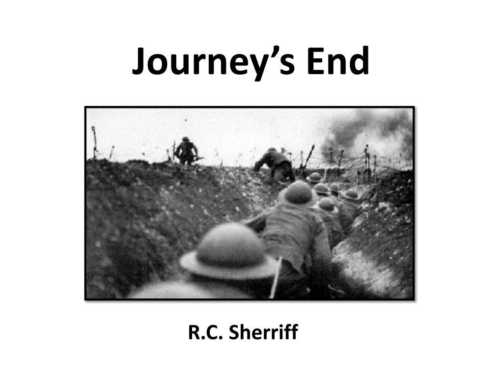 journey s end l.