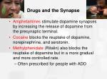 drugs and the synapse29