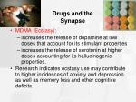 drugs and the synapse30